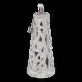 Olielamp Diferente, maat: 15x34 cm, naturel cement._