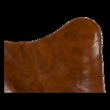 Vlinderstoel Buffalo, bruin_