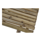 Bank bamboe 120cm_