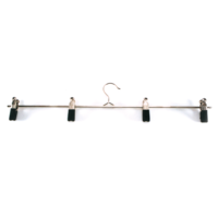 Kliphanger metaal 4 klemmen, 70 cm (50 stuks)