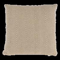 Sierkussen brown. 4 stuks