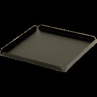 Vuurkorfgrondplaat, 45x45x5 cm. set  4 stuks