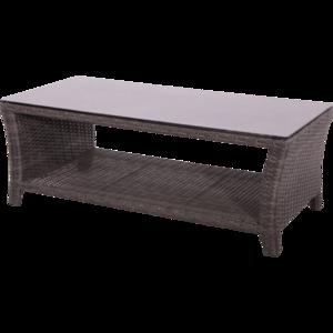 Lounge tafel Soho Coal 120x60cm