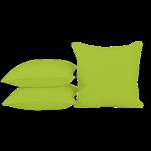Sierkussen Bright Green, 50x50cm