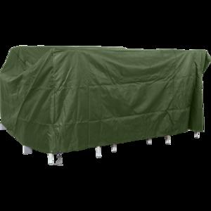 Beschermhoes groen lange zitgroep 215x170cm